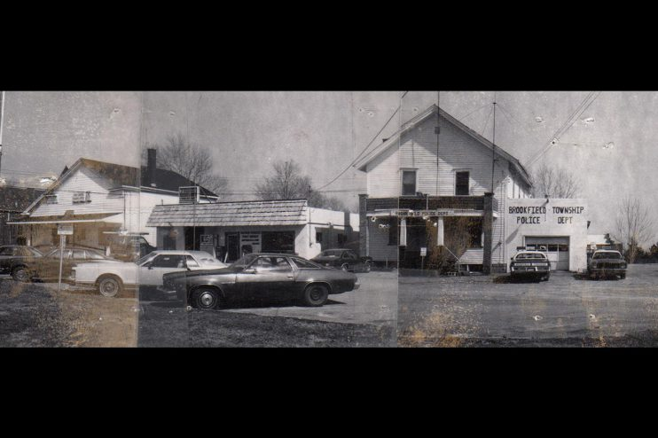 Brookfield Township Police Old Photo Restoration