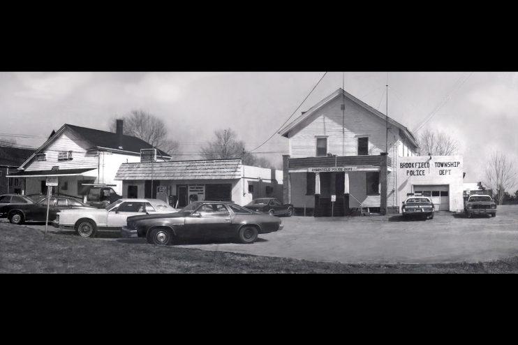 Brookfield Township Police Photo Restoration