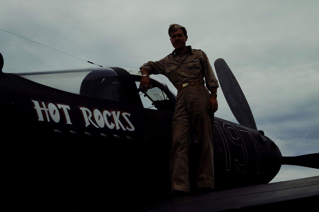 Fighter Pilot Old Photo Restoration
