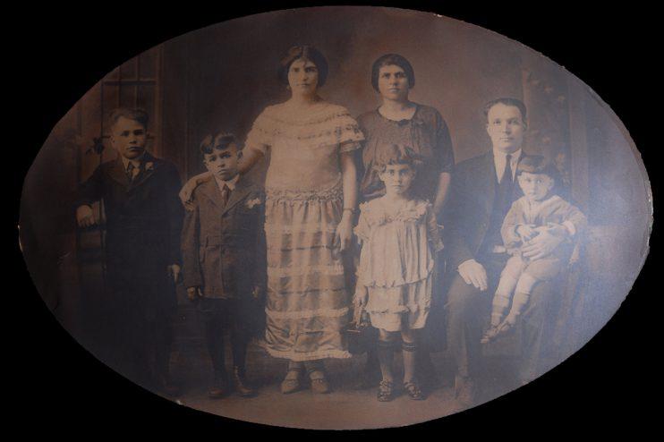 Historic Family Old Photo Restoration