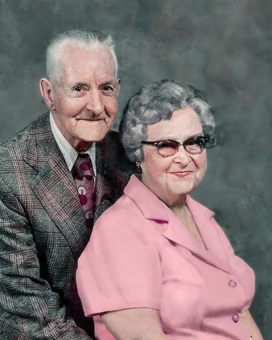 Portrait Photo Restoration Pressly Photographic